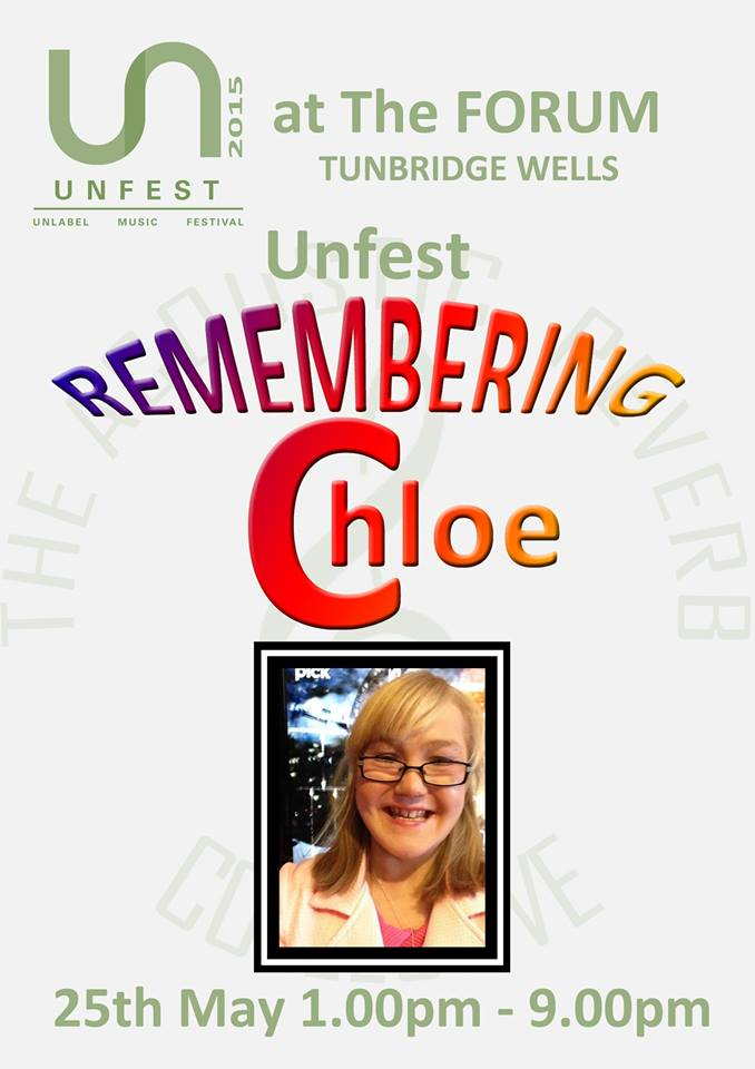 Remembering Chloe ~ UNfest 2015